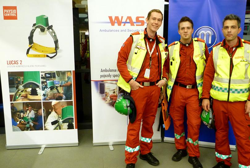 Ambulansemesterskapet - bli med som sponsor