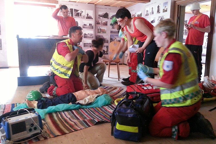 Norge med to lag i en internasjonal ambulansekonkurranse i Polen
