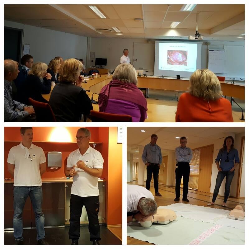 EMS Norway kurs