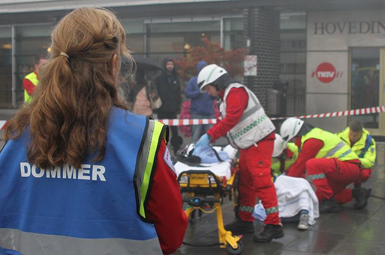 Kårer Vestfolds beste ambulanse