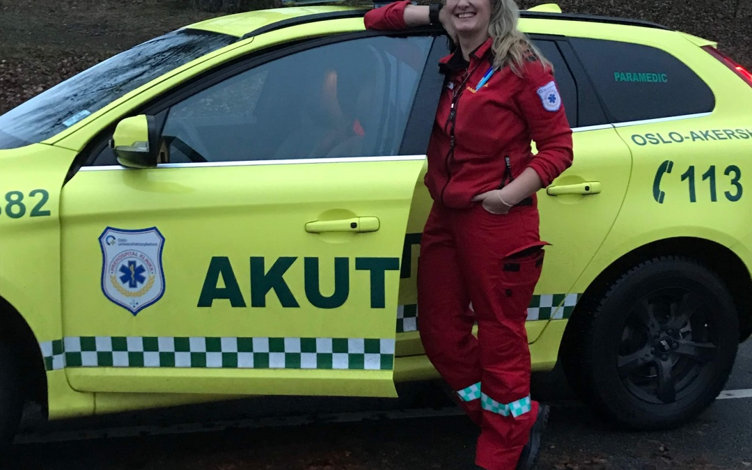 Fagblogg: – Den vanskelige overleveringen fra ambulansen