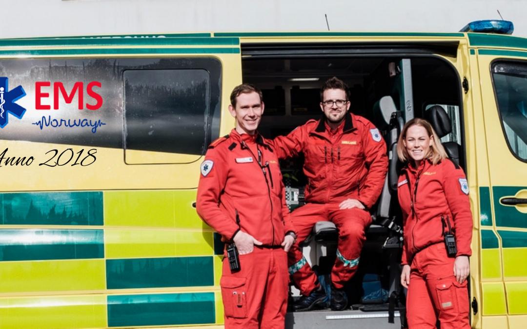 Innkalling til årsmøte for EMS Norway