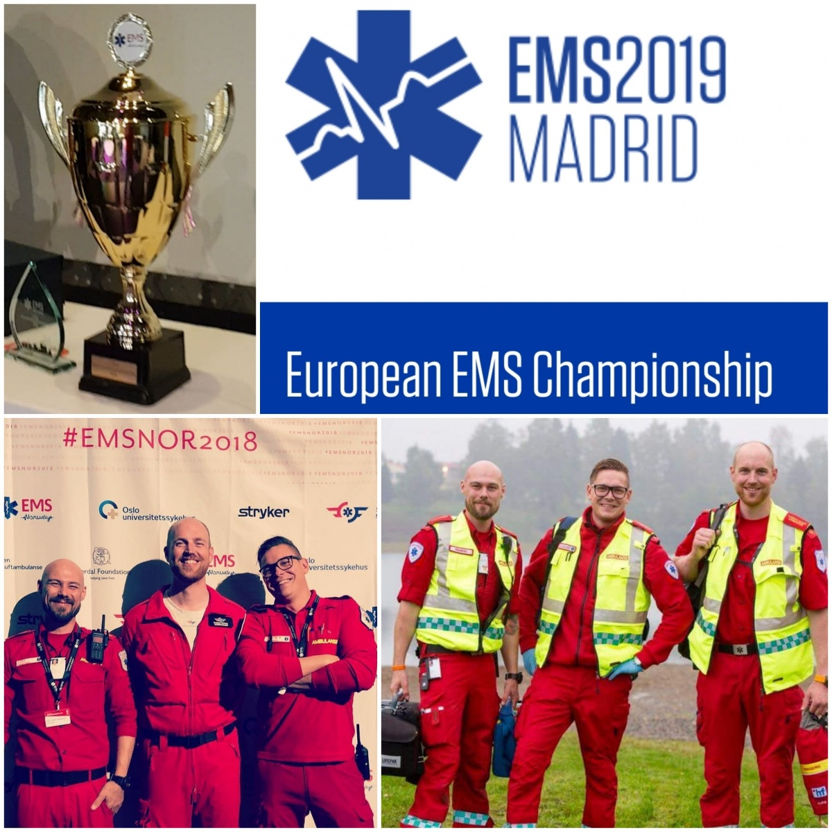 Ambulandselandslaget til ems madrid