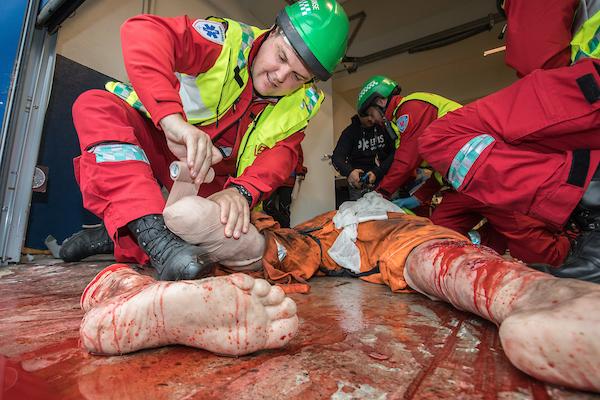 Fagblogg: Ambulansefaget – samlet inn i fremtiden!